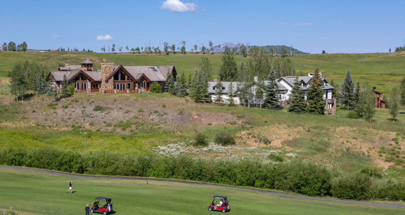 Two Amazing Golf Courses Right in Telluride