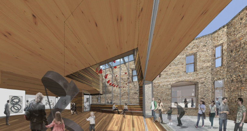 New York Architects LTL Win Telluride Transfer Warehouse Design Competition