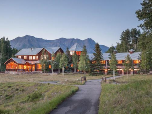Featured Properties in Telluride for the Month of March