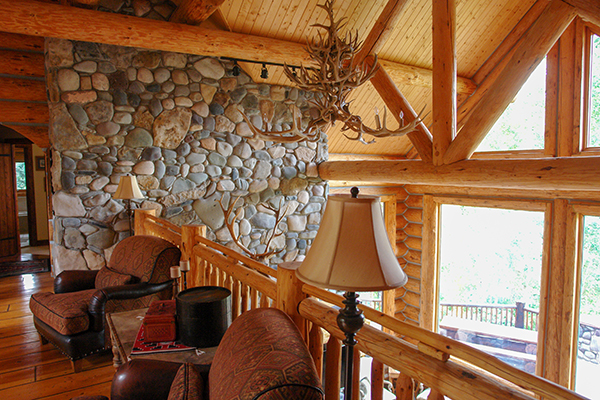 modernizing the classic log home telluride properties
