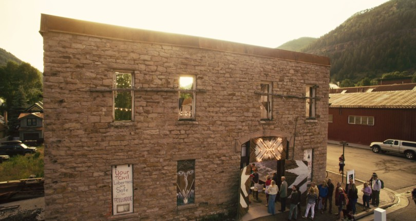 Historic New Home for Telluride Arts