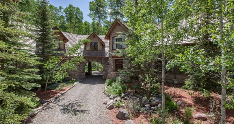Summer Living – Telluride Style
