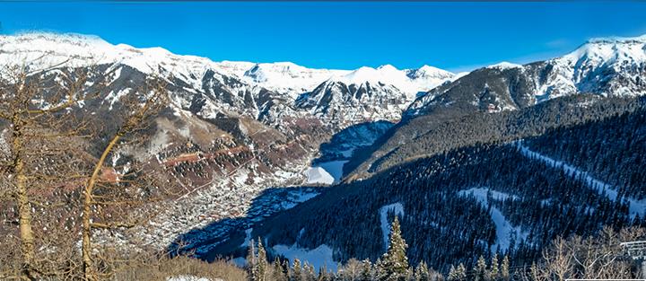 Telluride Snow Update